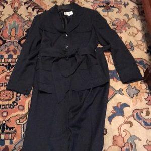 Le Suit pants suit navy